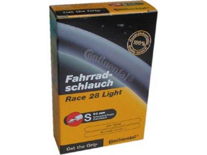 Duša Continental Race light 700x18/25C 18/25-622/630 SV 60mm