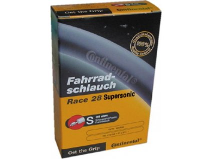 Duša Continental Race Supersonic 700x18/25C 18/25-622/630 SV 42mm