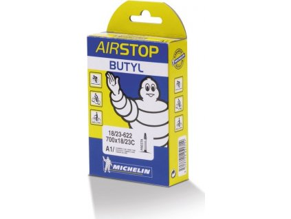"""Duša Michelin H3 Airstop 16"""" 400A 32/37-340/349 SV 29mm"""