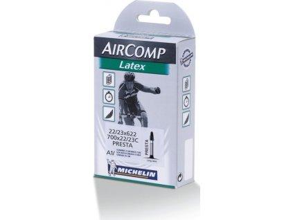 "Duša Michelin A1 Aircomp Latex 28"" 22/23-622, SV 60 mm"
