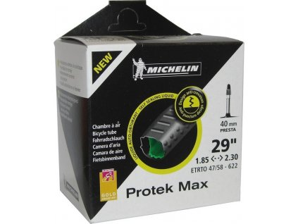 "Duša Michelin Protek Max 28/29"" 47/58-622, SV 40 mm"