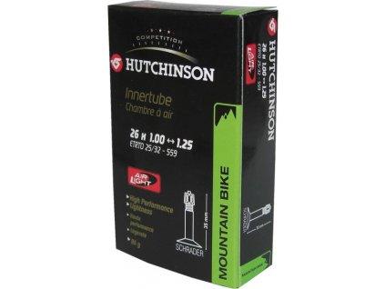 """Duša Hutchinson Air Light 28"""" 700x20-25C,FV 32 mm"""