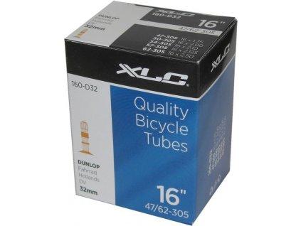 Duša XLC 160-D32 16 x1.75/2.125 47/62-305 DV 32 mm