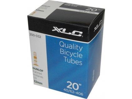 Duša XLC 200-D32 20x1.5/2.5 40/62-406 DV 35 mm