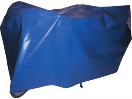 Garáž na bicykel 200 x 100 cm modrá