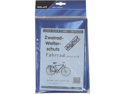 Garáž na bicykel modrá pre MTB 200x100cm