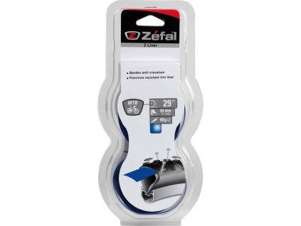 Ochranná páska proti prepichnutiu Zefal Z-Liner modrá MTB 29'' šírka 34mm(2x90g)