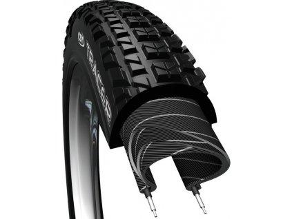 """Plášť CST BMX Tracer 20x2.10"""" 54-406 čierna"""