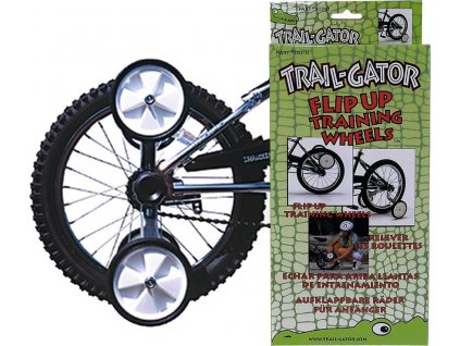 """balancní kolecka 12""""-20"""" sklápecí FlipUP a také pro Trail Gator-tandem.tyc"""