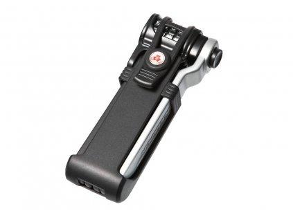 Zámok Trelock Trigo Kombi FS 300/85 Code čierny držiak ZC 200