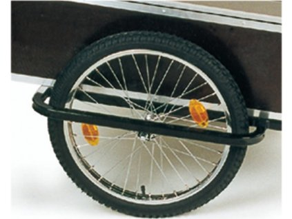 "zapletená kola s pláštem 20"" pro príves 'Profi & Jumbo'"