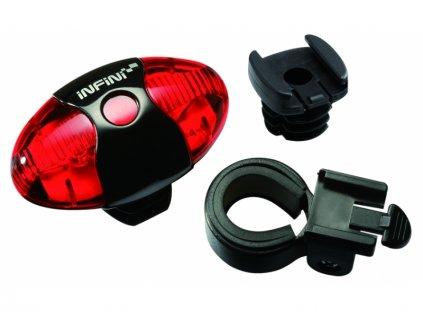 blikačka zadní INFINI VISTA 405 5 LED