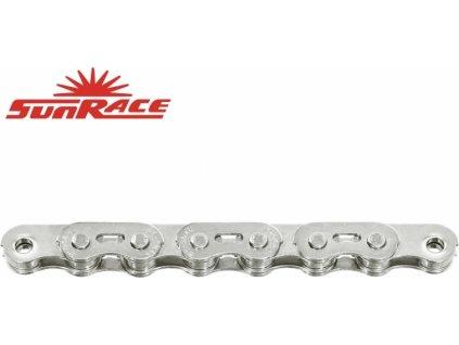 Reťaz SunRace X46 BMX stříbrný 102čl