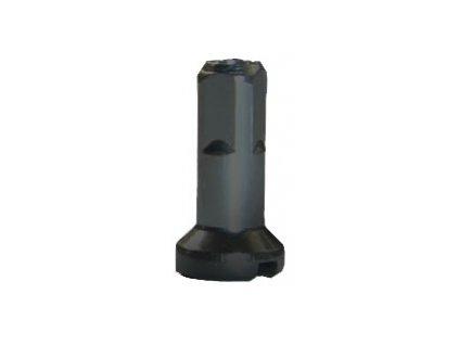 nipl CnSpoke Fe 2x14mm poniklovaný černý