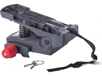 Nosic-adaptér Hamax šedá, pro Caress sedacku