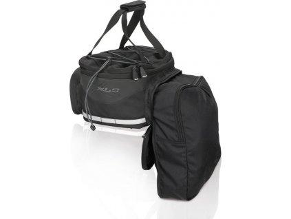 XLC brašny nosice carry more BA-S64 cerná/antracitová pro XLC systém nosicu