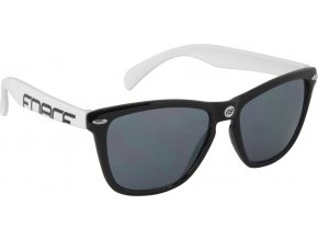 brýle FORCE FREE černo-bílé, černá laser skla