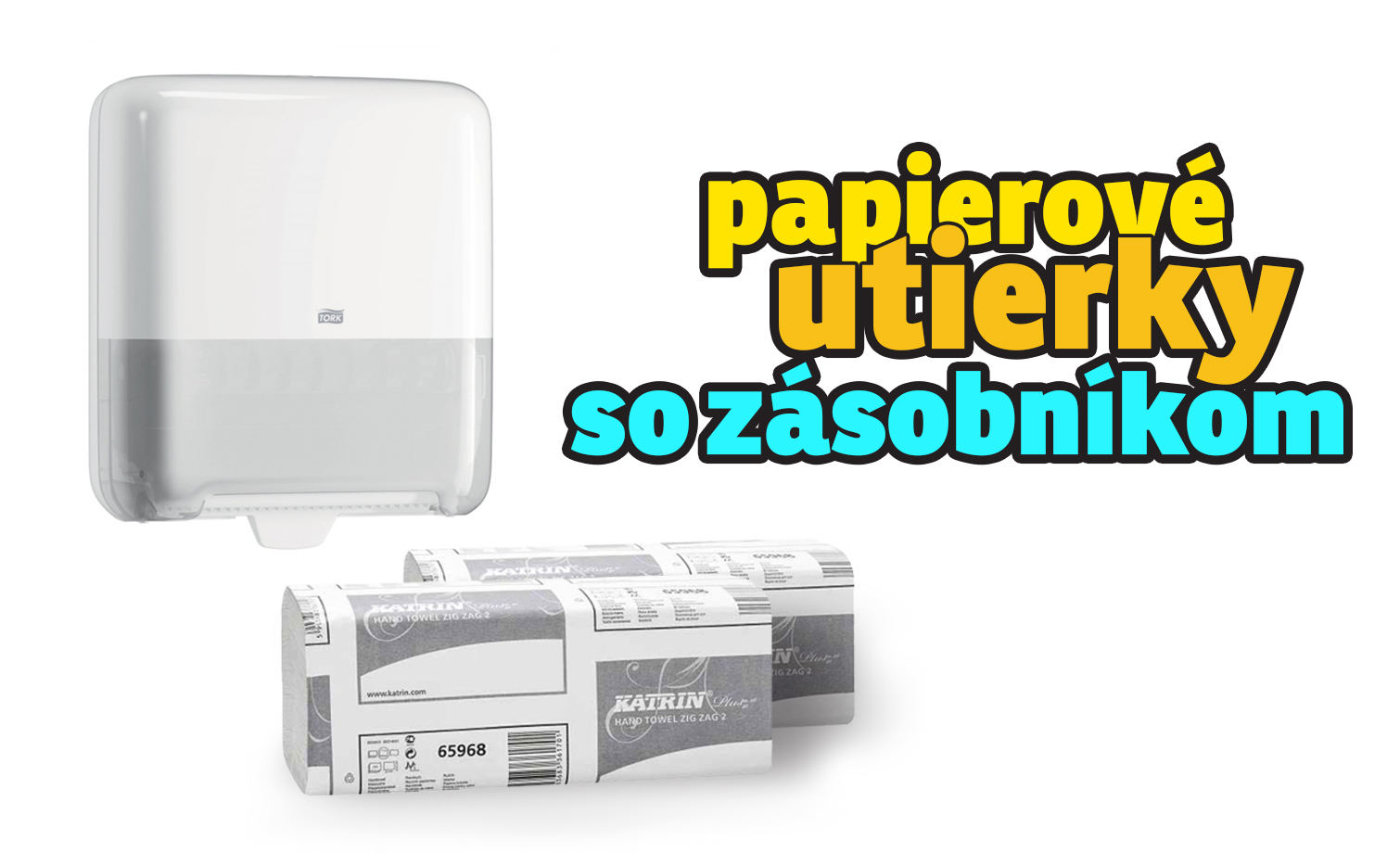 Papierové utierky
