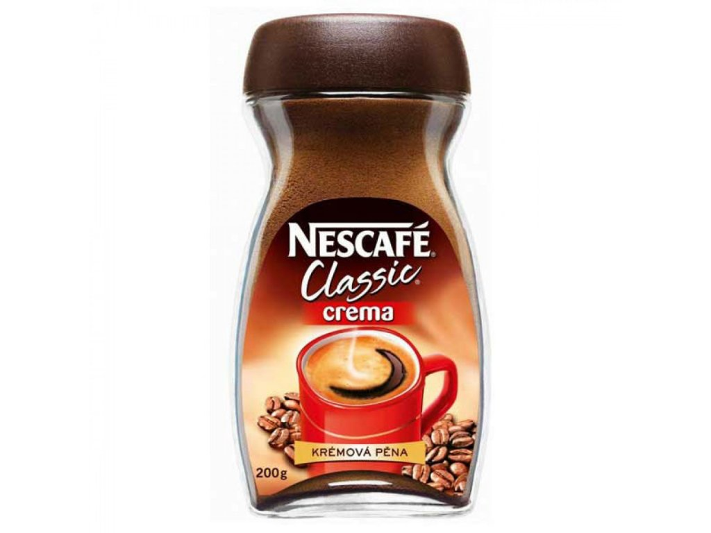 Káva NESCAFÉ Classic Crema 100g