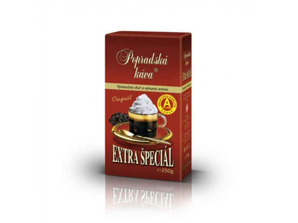 Káva BOP Extra špeciál mletá 250g