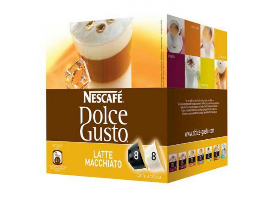 NESCAFÉ Dolce Gusto Latte Macchiato kapsule n14340