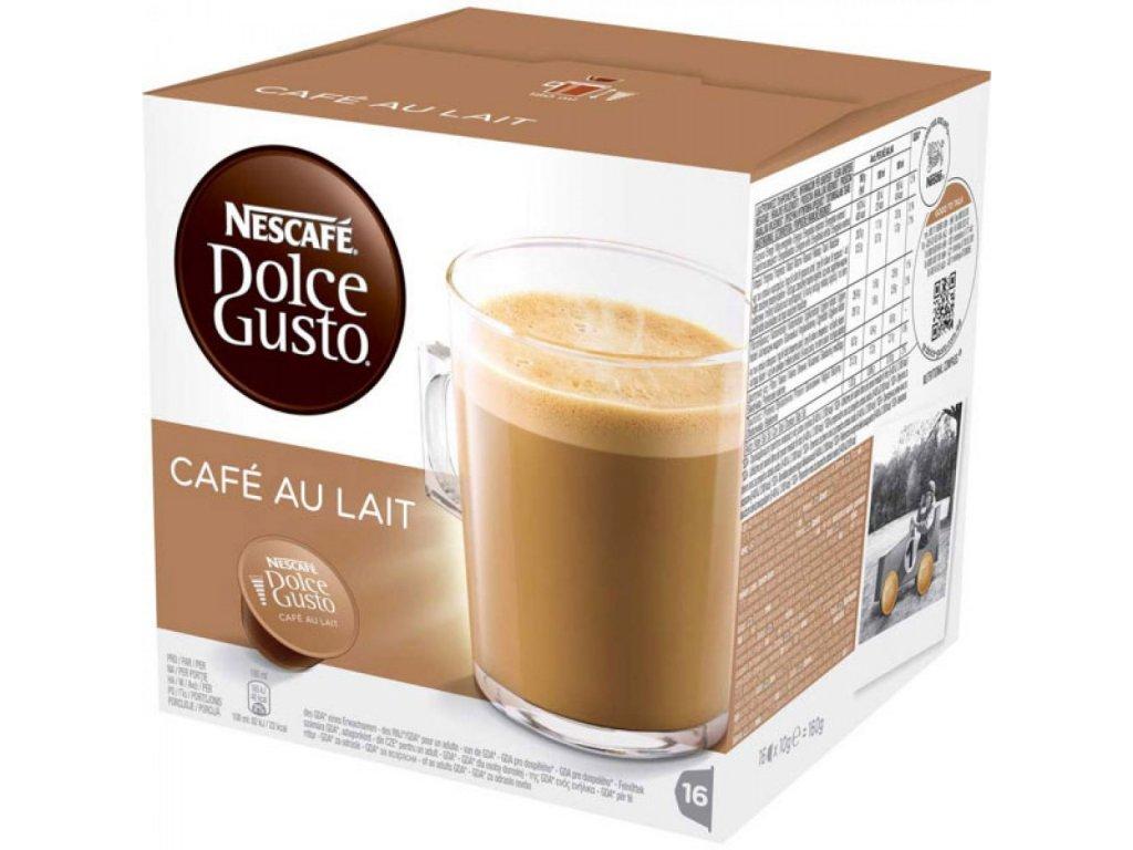 NESCAFÉ Dolce Gusto CafeAuLait