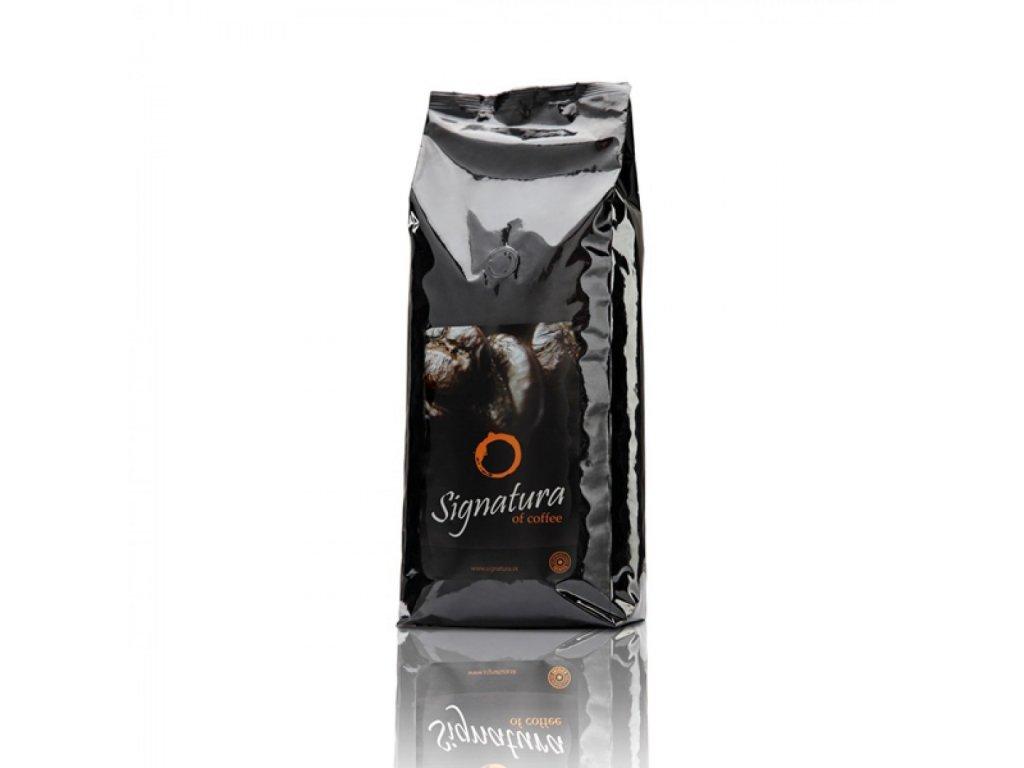 Káva Signatura OMEGA, zrnková, 250 g
