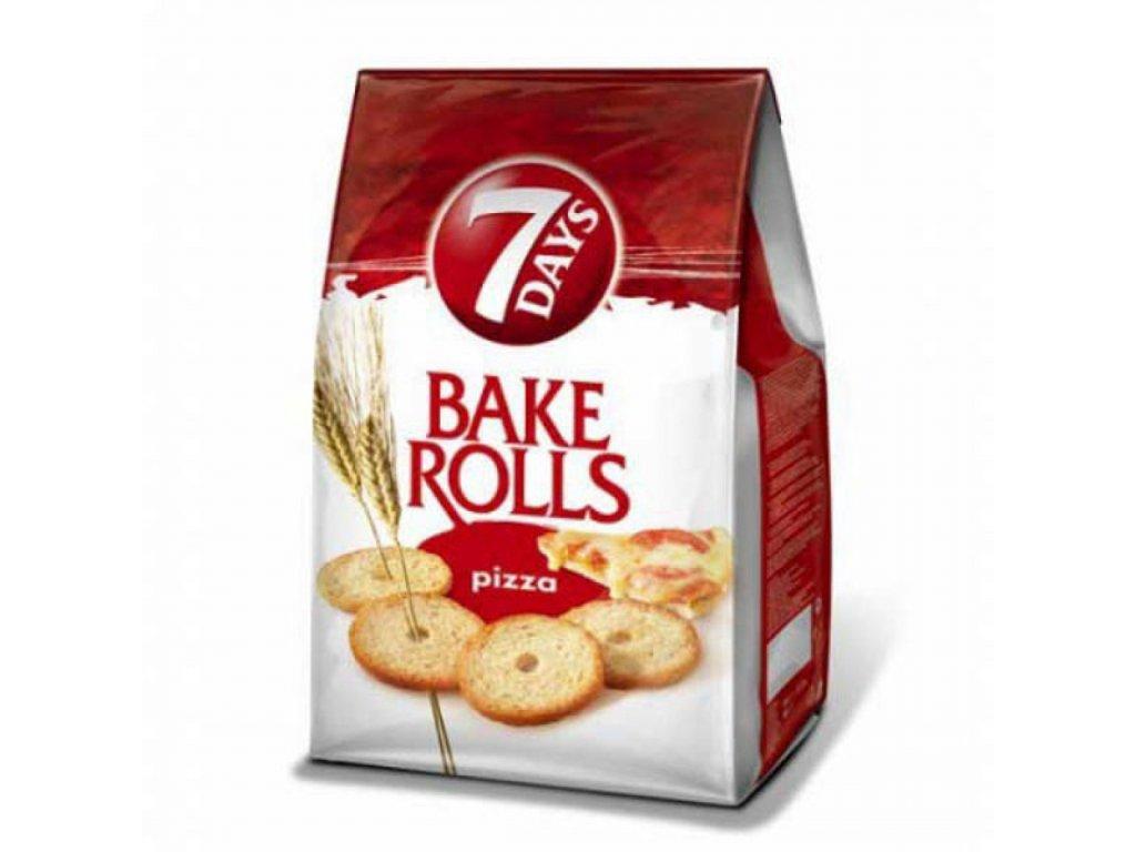 7 Days Bake Rolls pizza 80g