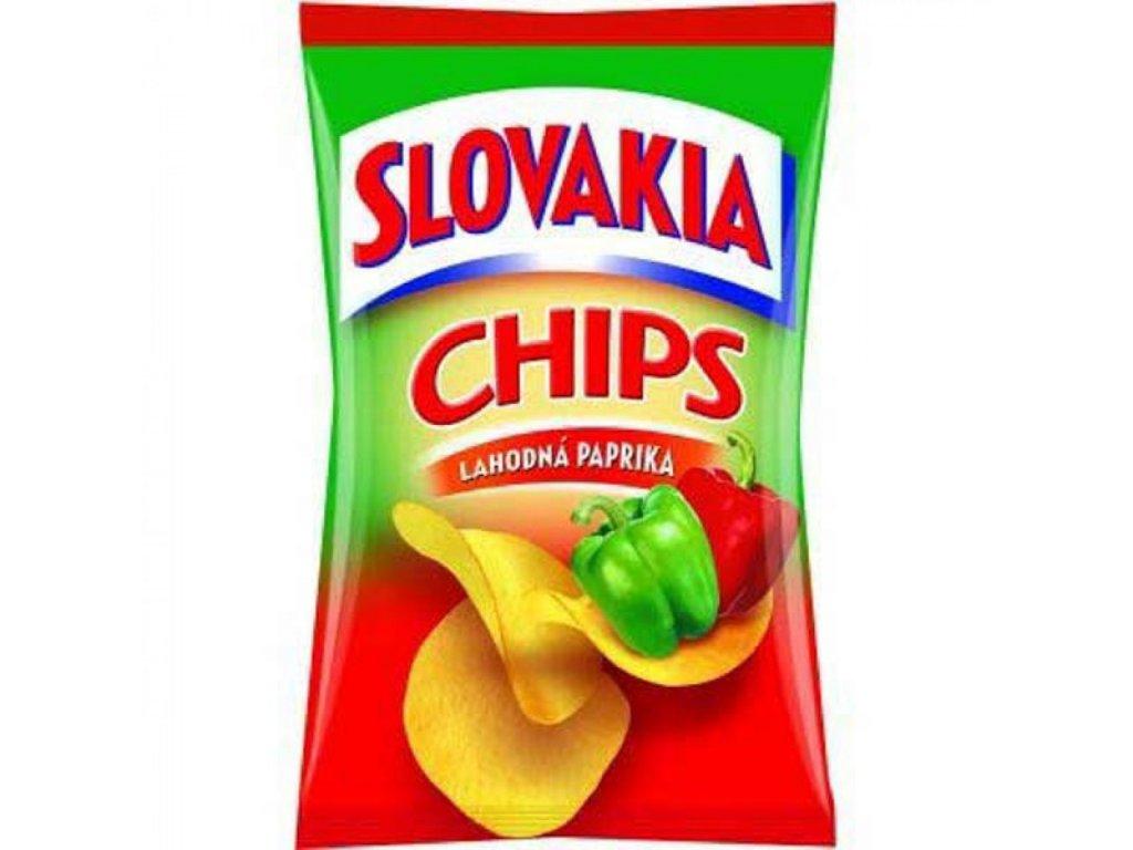 Slovakia Chips paprika 75 g