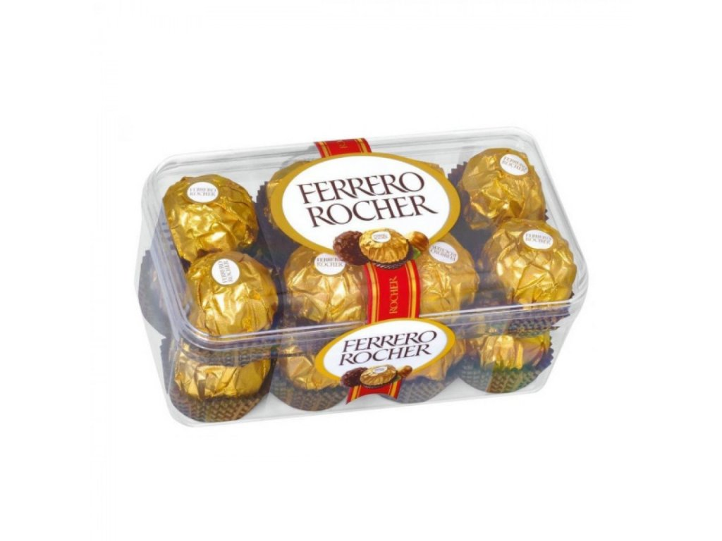 Ferrero Rocher 16ks 200g