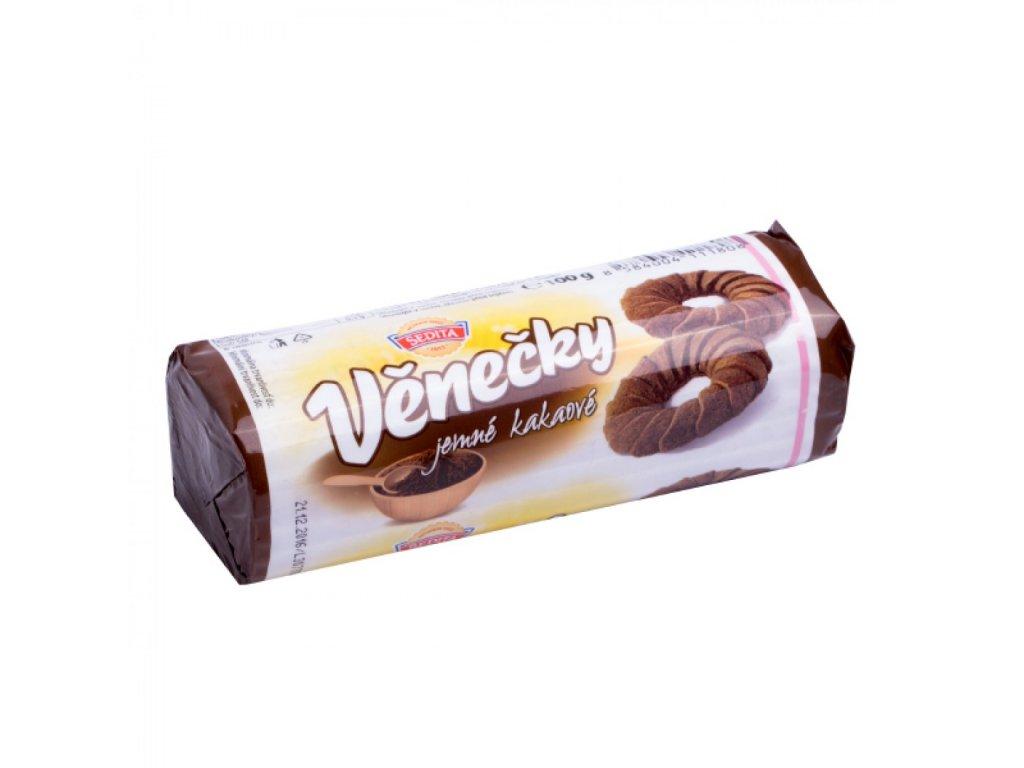 Venčeky kakaové 100g
