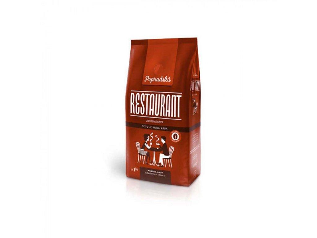Káva BOP RESTAURANT zrno 1000g