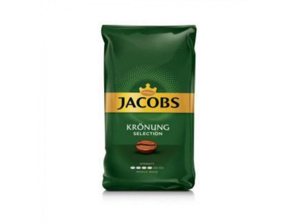 Káva JACOBS Krönung selection zrnková 1 kg