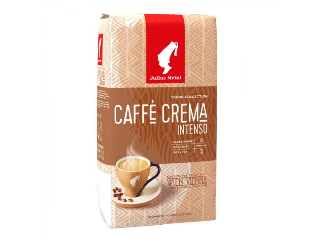 Káva Julius Meinl Trend Collection Caffe Crema Intenso, 1kg zrnková