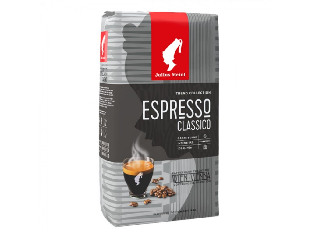 Káva Julius Meinl Trend Collection Espresso Clasicco, 1kg zrnková
