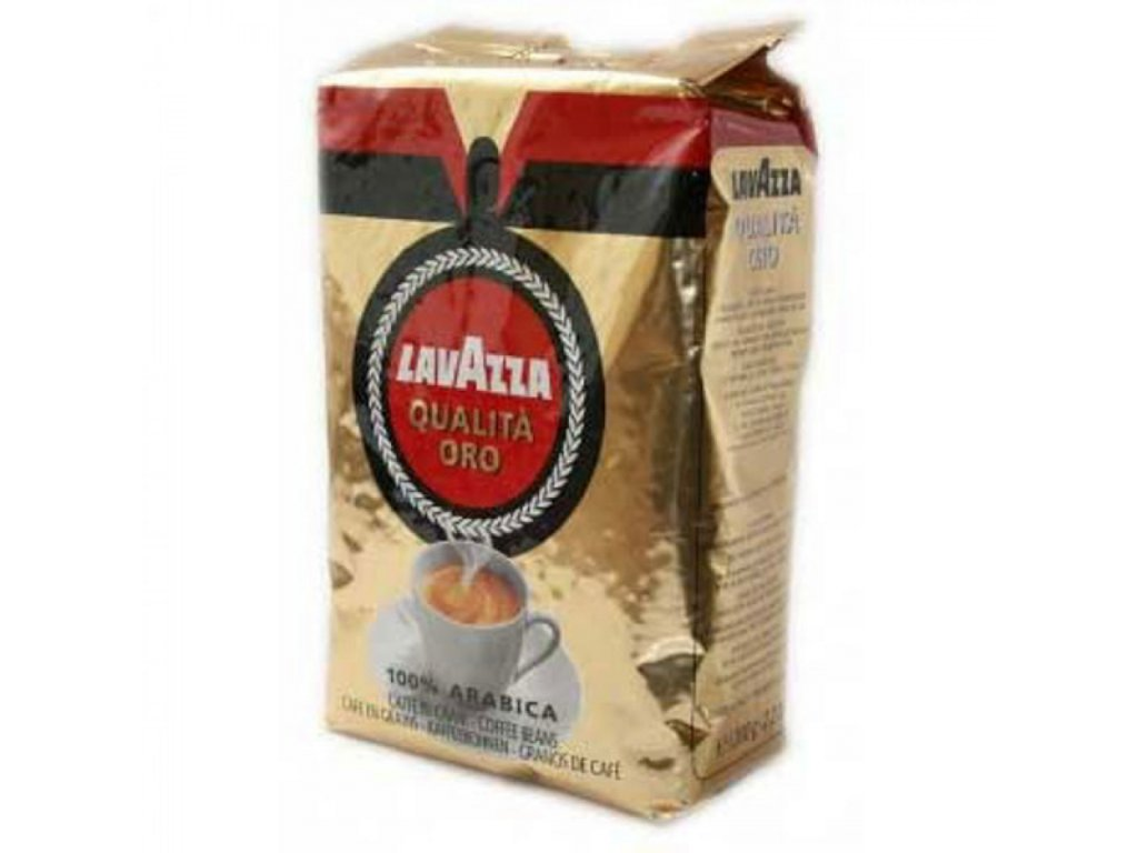 Káva Lavazza 500g Qualita Oro zlatá