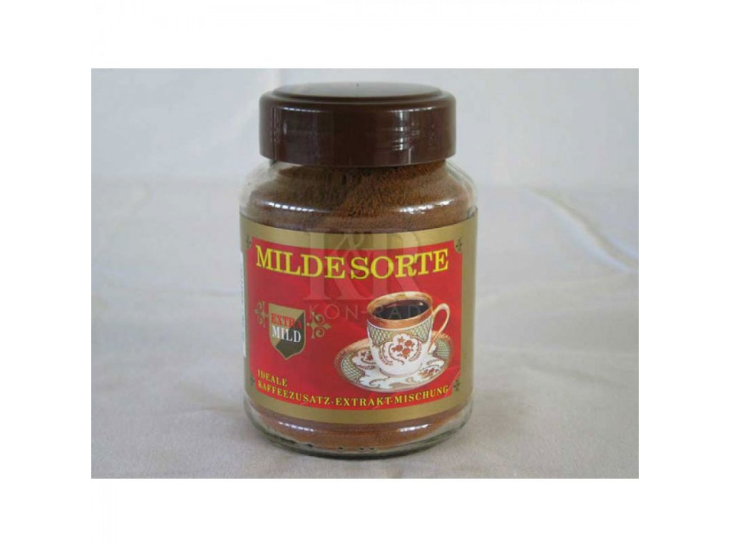Káva Milde Sorte 100g Extra Mild