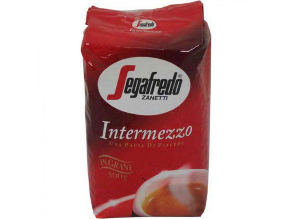 Káva Segafredo INTERMEZZO zrnková 500g