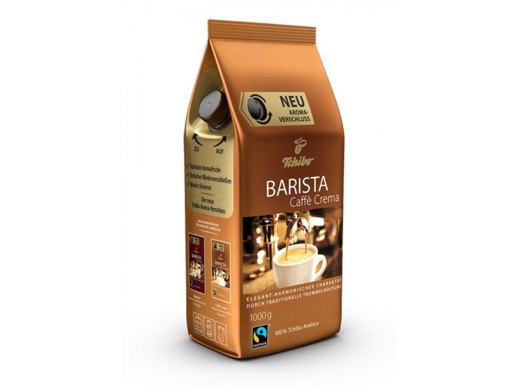 Káva Tchibo Barista Caffé Crema zrnková 1kg