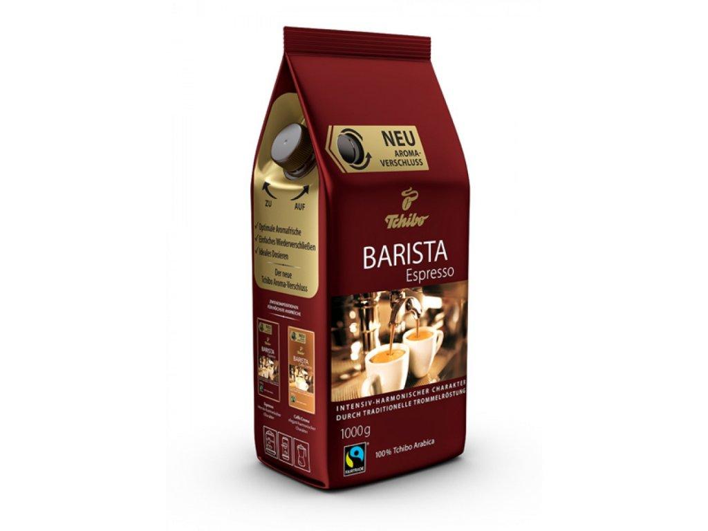 Káva Tchibo Barista Espresso zrnková 1kg