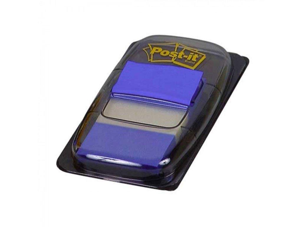 Záložka Post it index 25x43 modrá MM068020