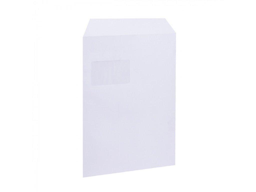 Obálka C4 ELCO s páskou a okienkom 34892