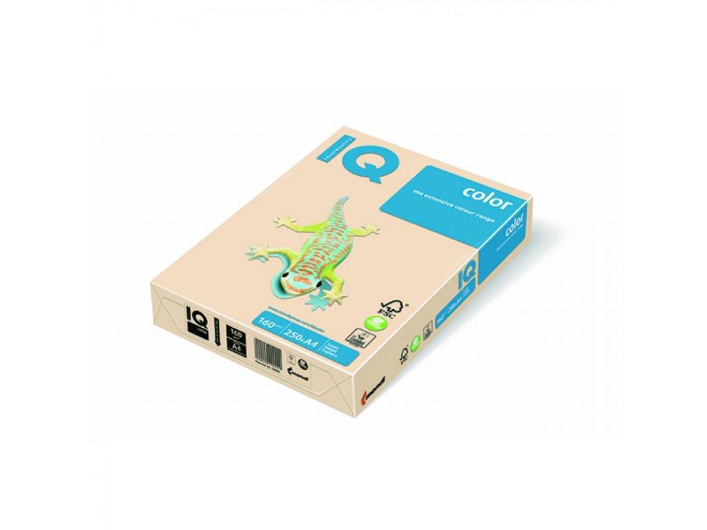 Kopírovací papier A4 160g Motif IQ krémový CR20 A2 X416MA2
