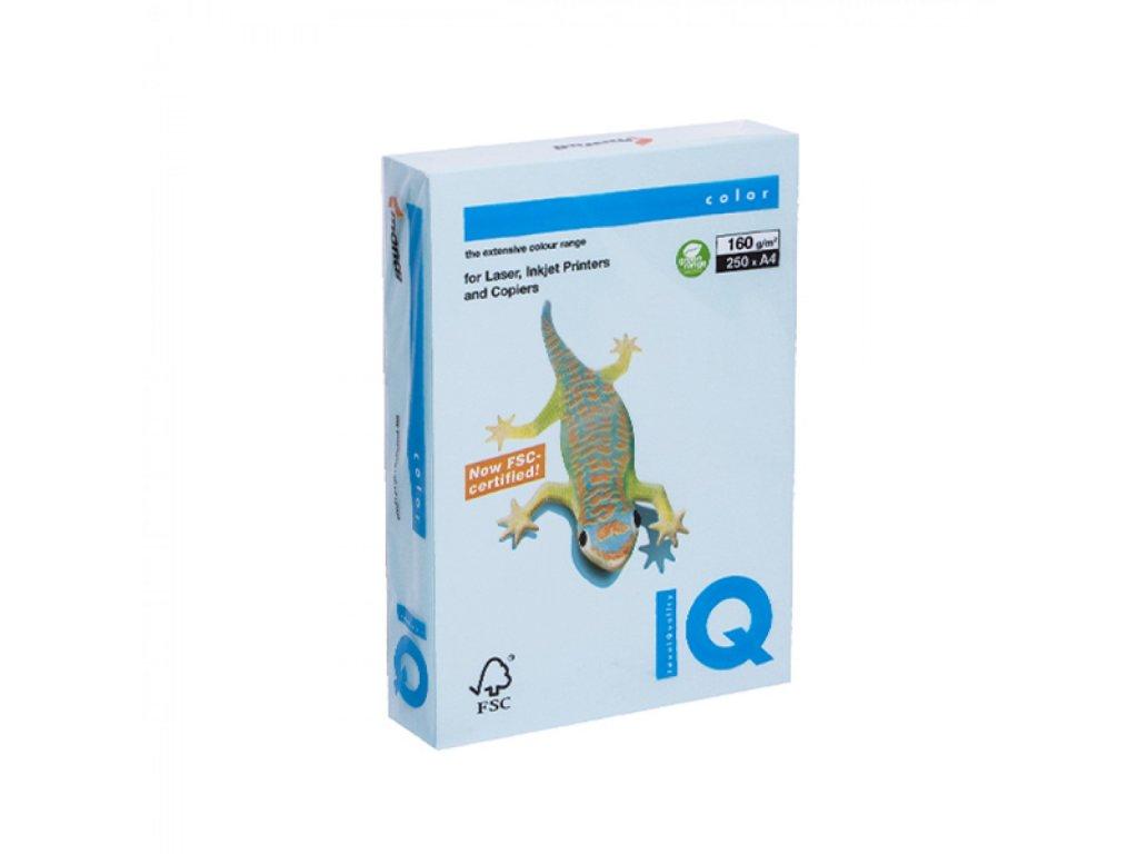 Kopírovací papier A4 160g Motif IQ modrý BL29 A10 X416MA10