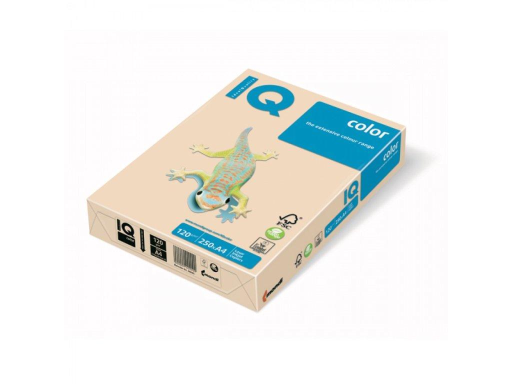 Kopírovací papier A4 80g Motif IQ krémový CR20 A2 X408MA2
