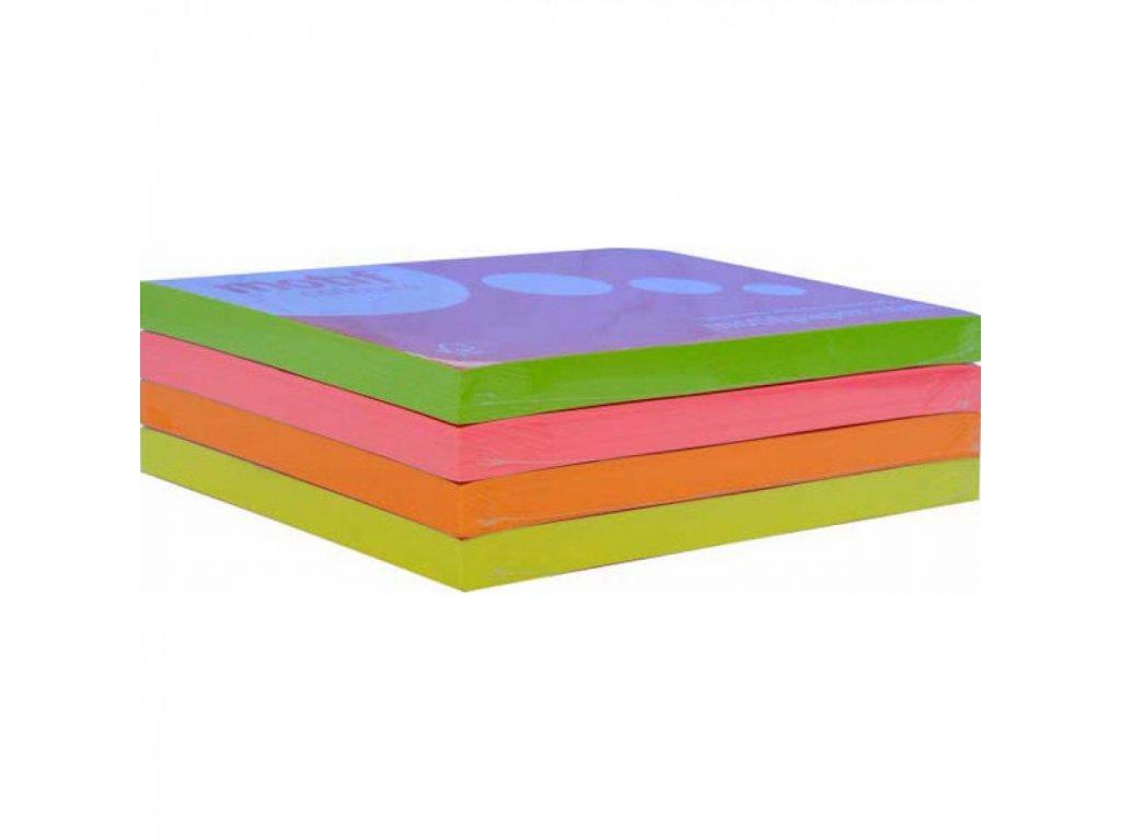 Kopírovací papier A4 80g Motif IQ neón ružový NEOPI N4 200har X408MN4