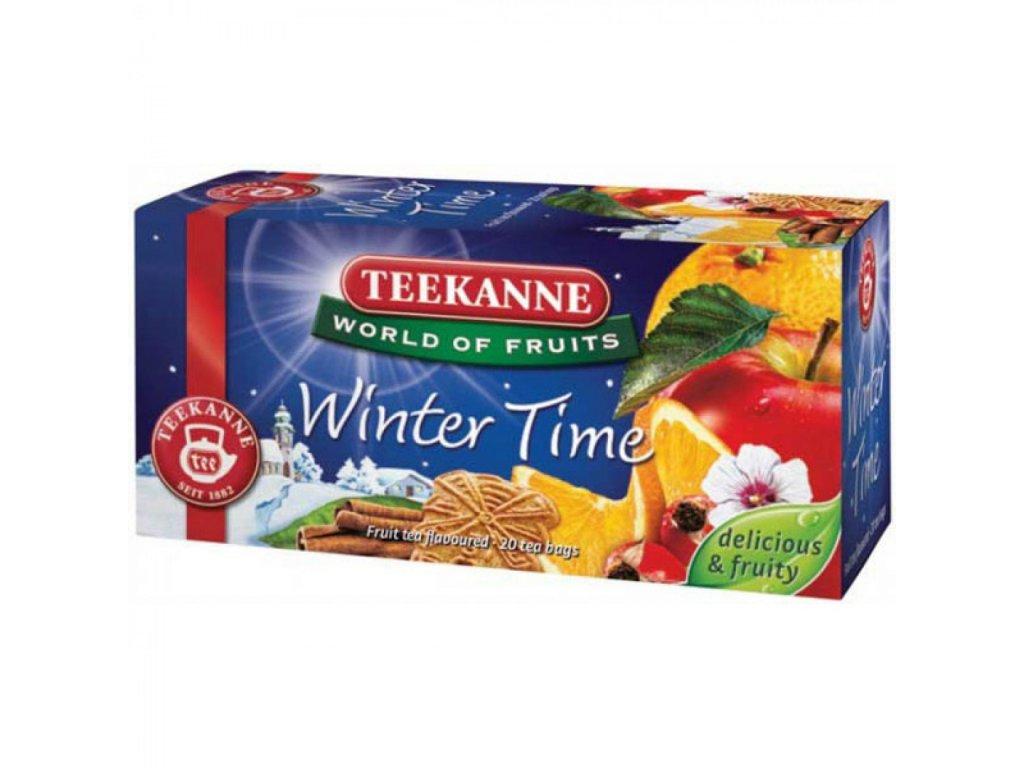 Čaj TEEKANNE Ovocný Winter Time 50g