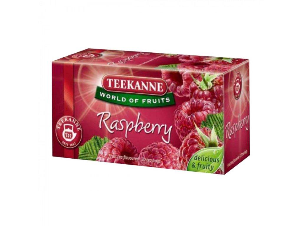 Čaj TEEKANNE Ovocný Raspberry 50g