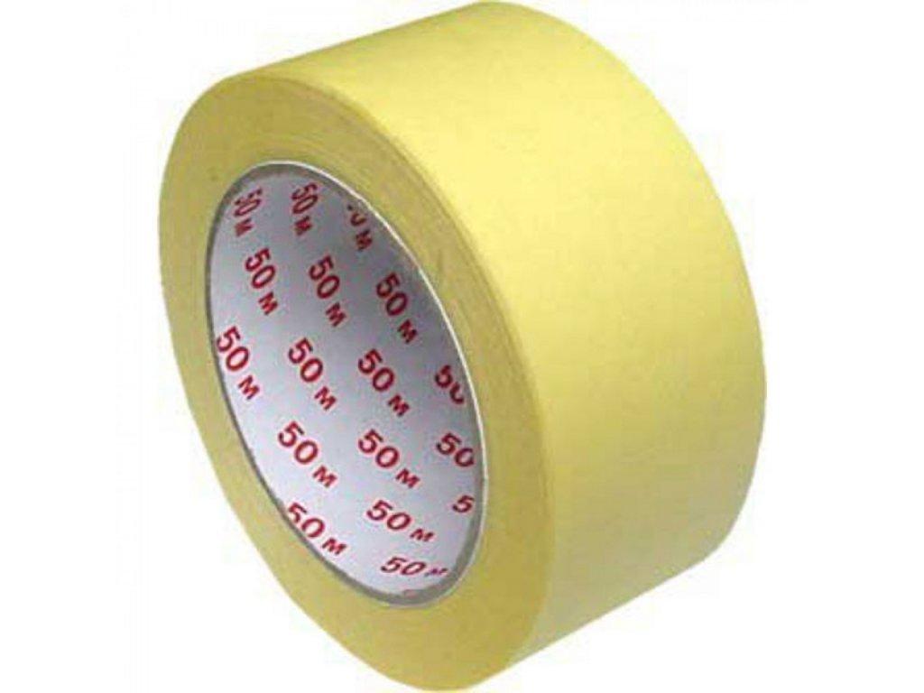 Lepiaca páska 50x50m krepová