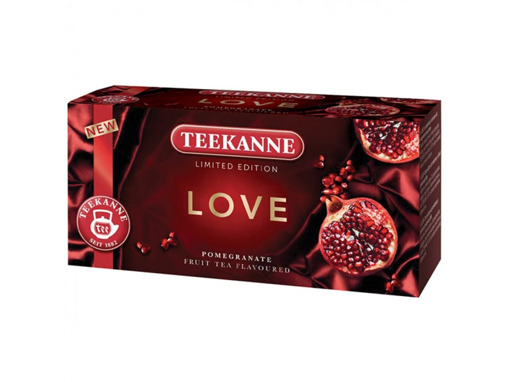 Čaj TEEKANNE Ovocný Limited Edition LOVE 45g